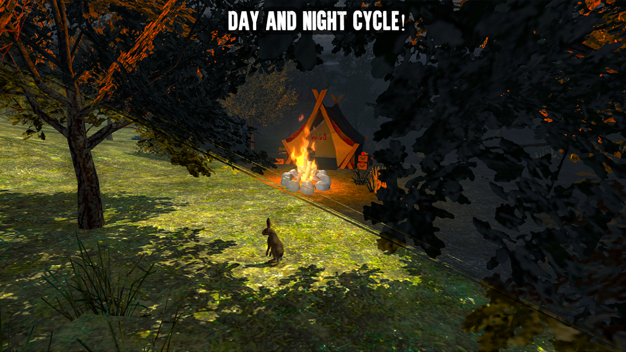 Android Bigfoot Monster Hunter Online Screen 4