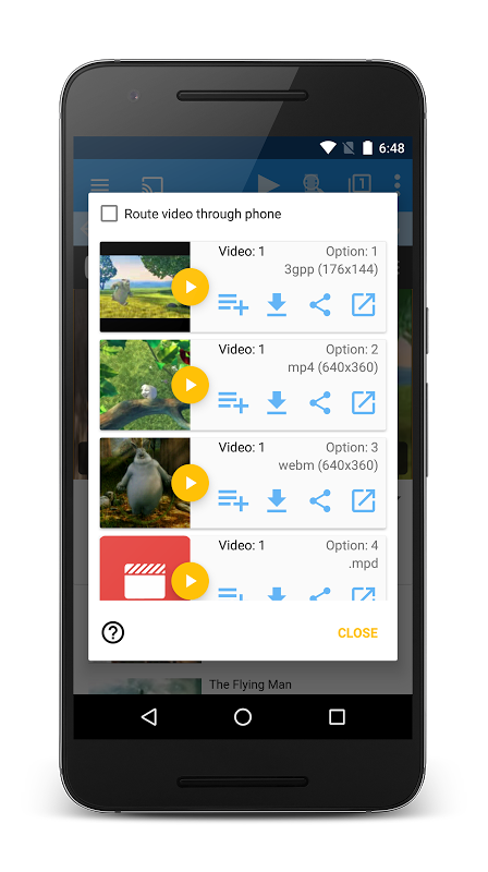 Web Video Caster 4 0 0 APK Download by InstantBits | Android APK