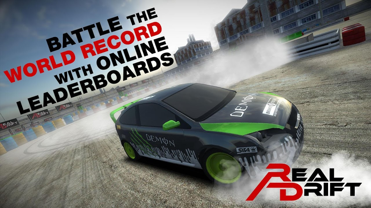 Android Real Drift Car Racing Screen 2
