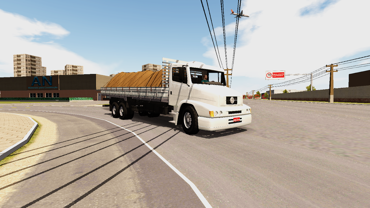 Android Heavy Truck Simulator Screen 3