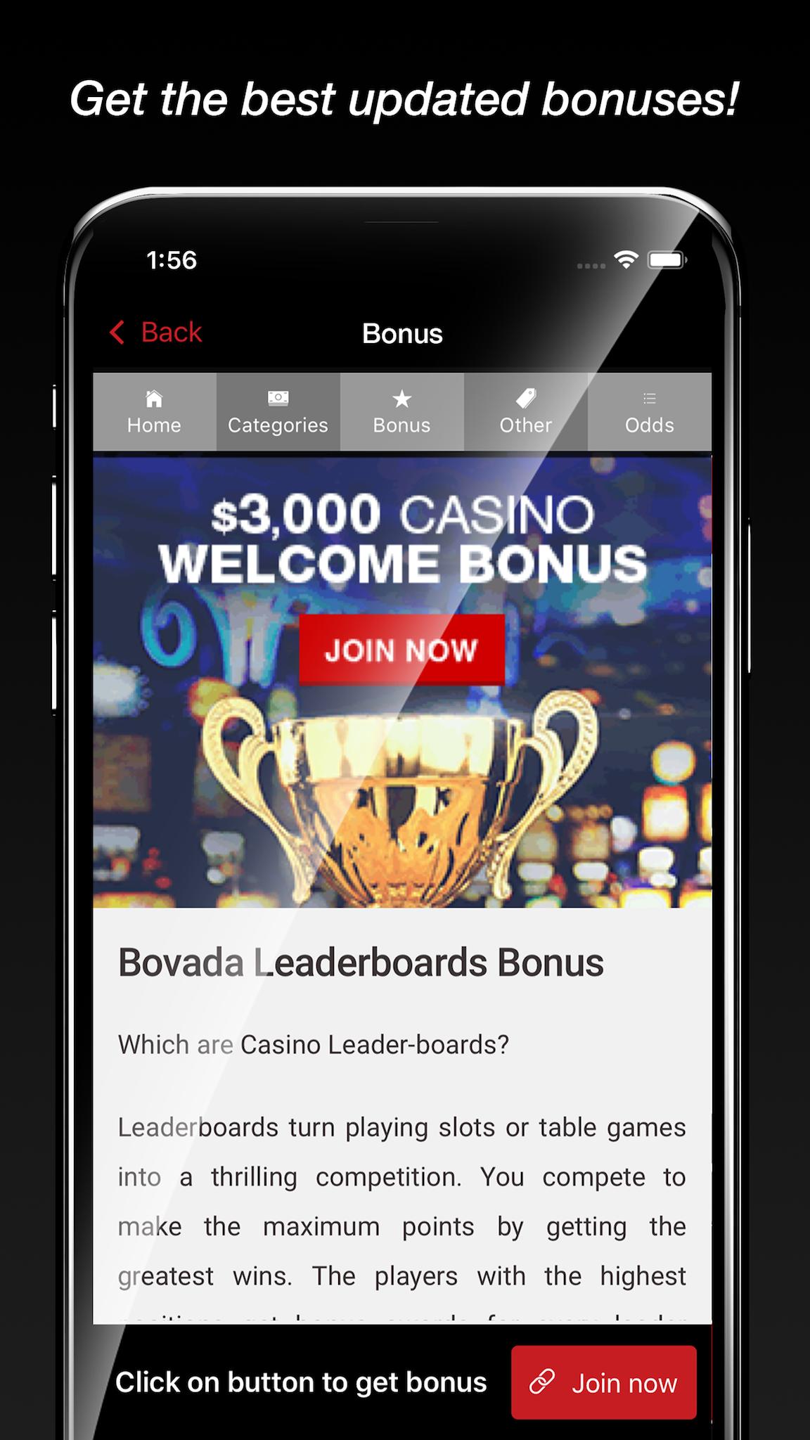 Bovada Casino Mobile Tracker APKs | Android APK