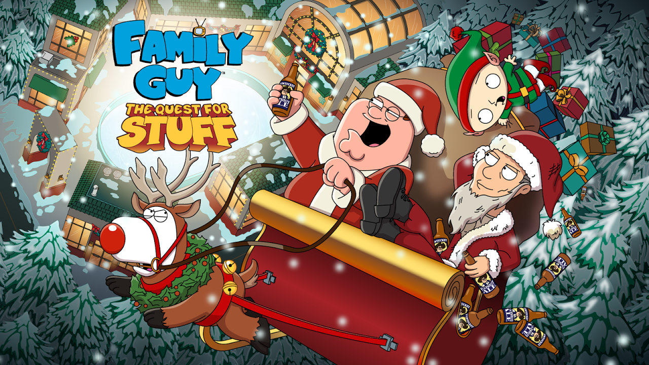 Family Guy The Quest for Stuff 1.59.2 Screen 3