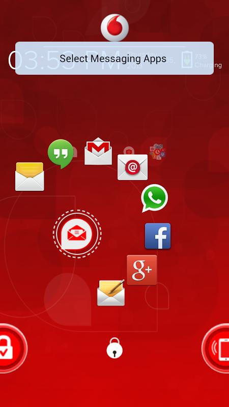 Vodafone Start 1.1 Screen 4