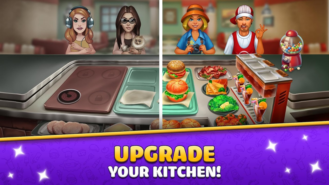 Android Cook It! Chef Restaurant Cooking Game Screen 3