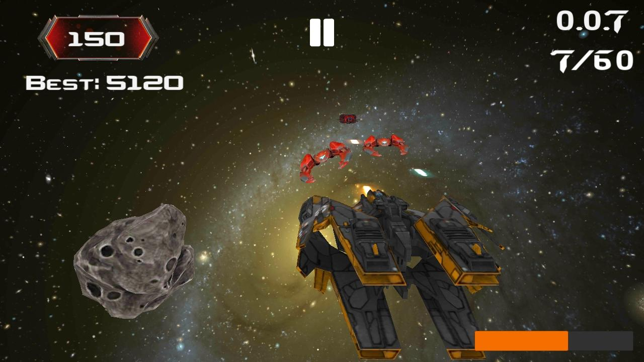 Galaxy Blast 1.5 Screen 3