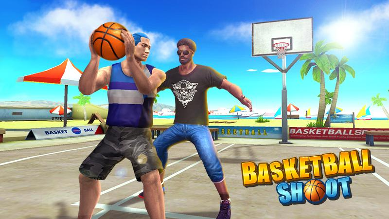 Android Basketball Shoot 3D Screen 5