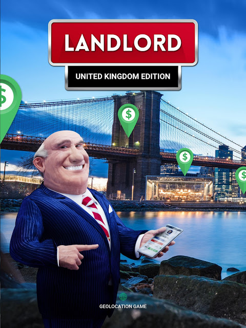 Landlord Tycoon - Money Investing Idle with GPS 2.1.4 Screen 5