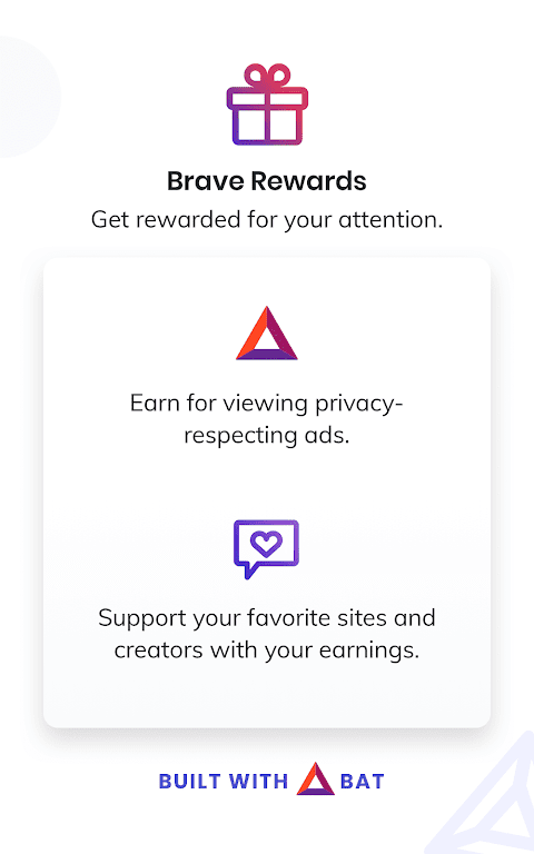 Brave Privacy Browser: Fast, safe, private browser 1.4.3 Screen 10