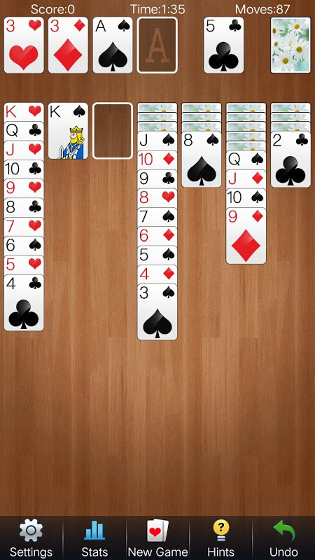 Solitaire Card Games 4.3.9 Screen 6