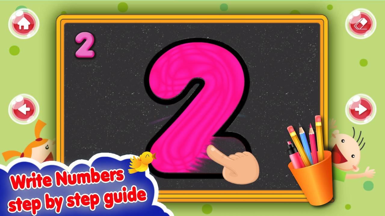 abc 123 Tracing for Toddlers 1.2 Screen 3