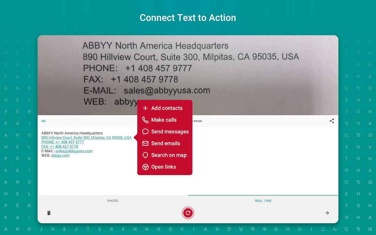 TextGrabber Offline Scan & Translate Photo to Text 2.5.3.3 Screen 6