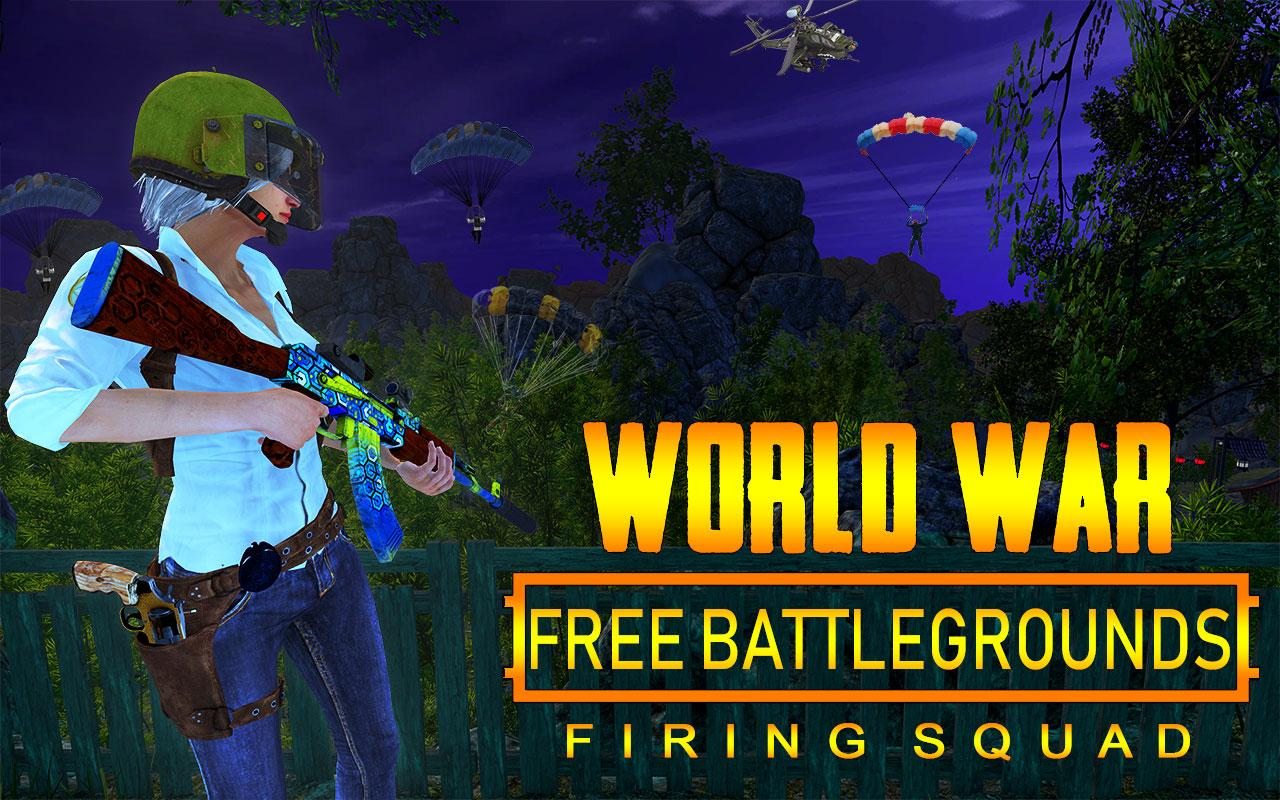 Free Fire Battleground- Firing Squad battle strike 1.0 Screen 7