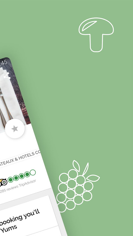 Android TheFork - Restaurants booking Screen 11