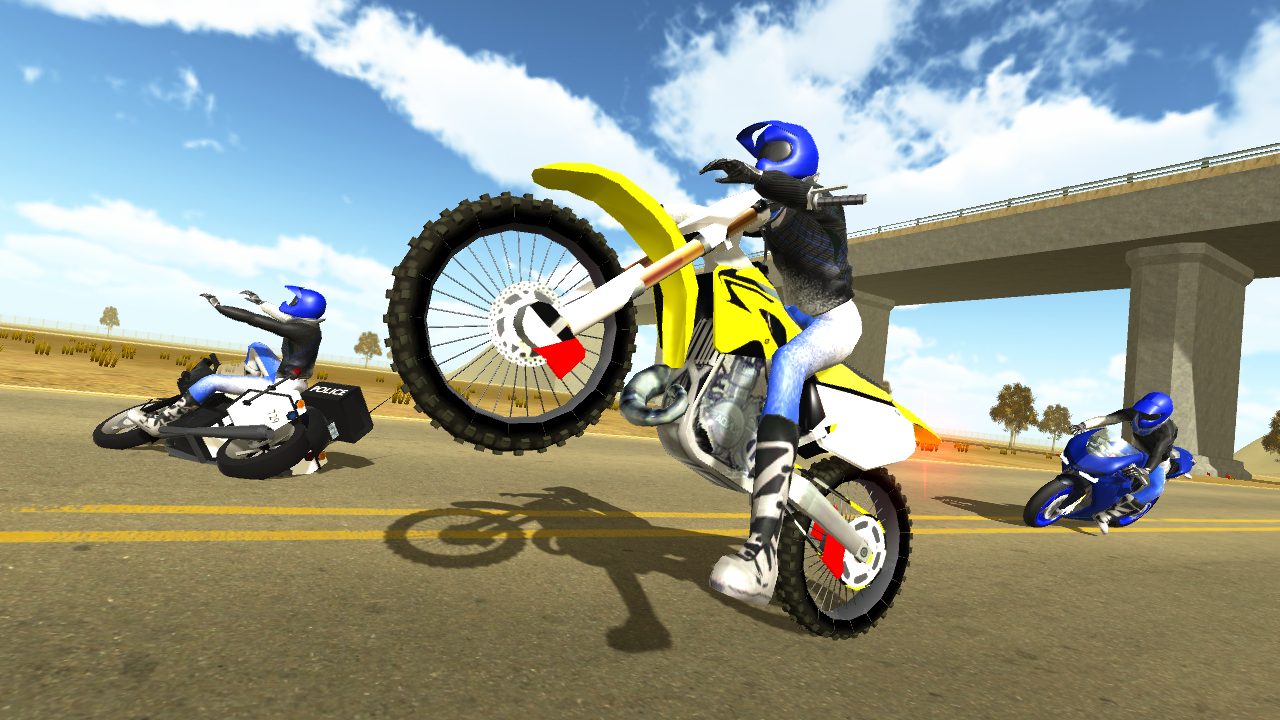 Moto Extreme 3D 1.1 Screen 1
