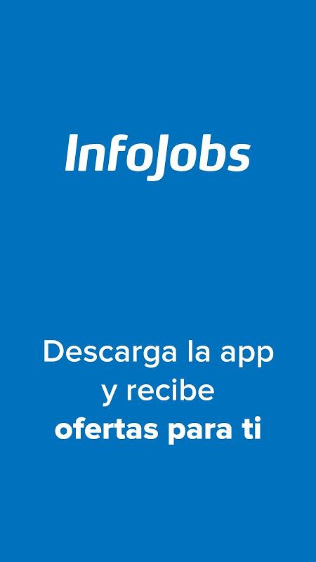 InfoJobs - Job Search 2.95.1 Screen 7