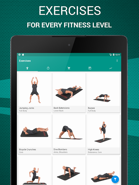 Android 7 Minute Workouts PRO - 99% DISCOUNT Screen 14
