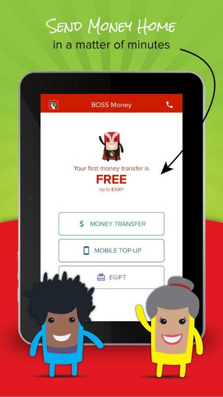 BOSS Revolution Money 2.2.26 Screen 8