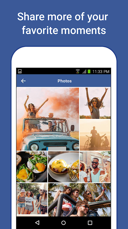 Facebook Lite 172.0.0.7.116 Screen 3