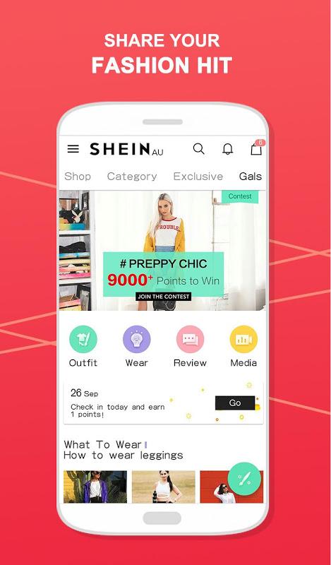 SHEIN - Shop Women's Fashion 6.3.4 Screen 6