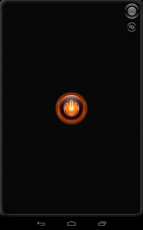Android Torch - Tiny Flashlight ® Screen 3