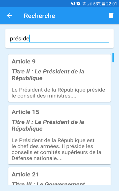 French Constitution 1.0 Screen 14