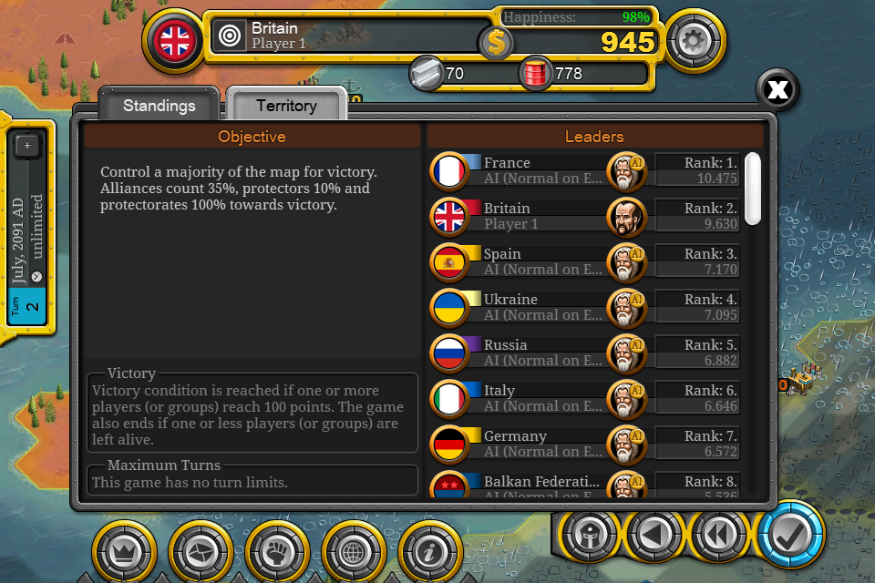 Demise of Nations 1.12.81 Screen 6