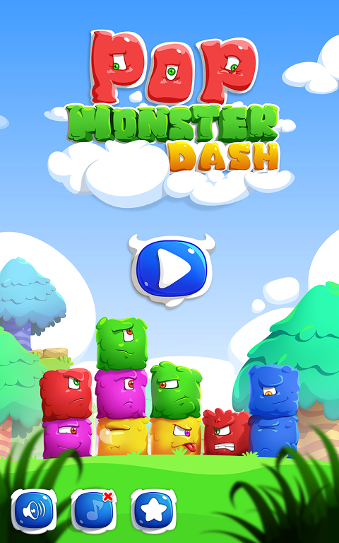 Android Pop Monster Dash Screen 20