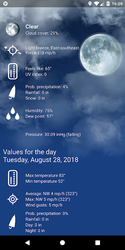 Weather Belgium XL PRO 1.4.3.6-be Screen 11