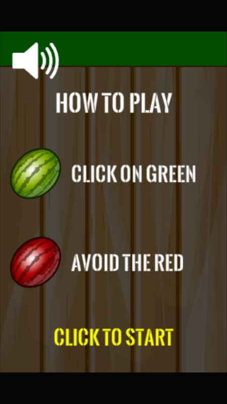 Android Watermelon Smasher Frenzy Screen 5