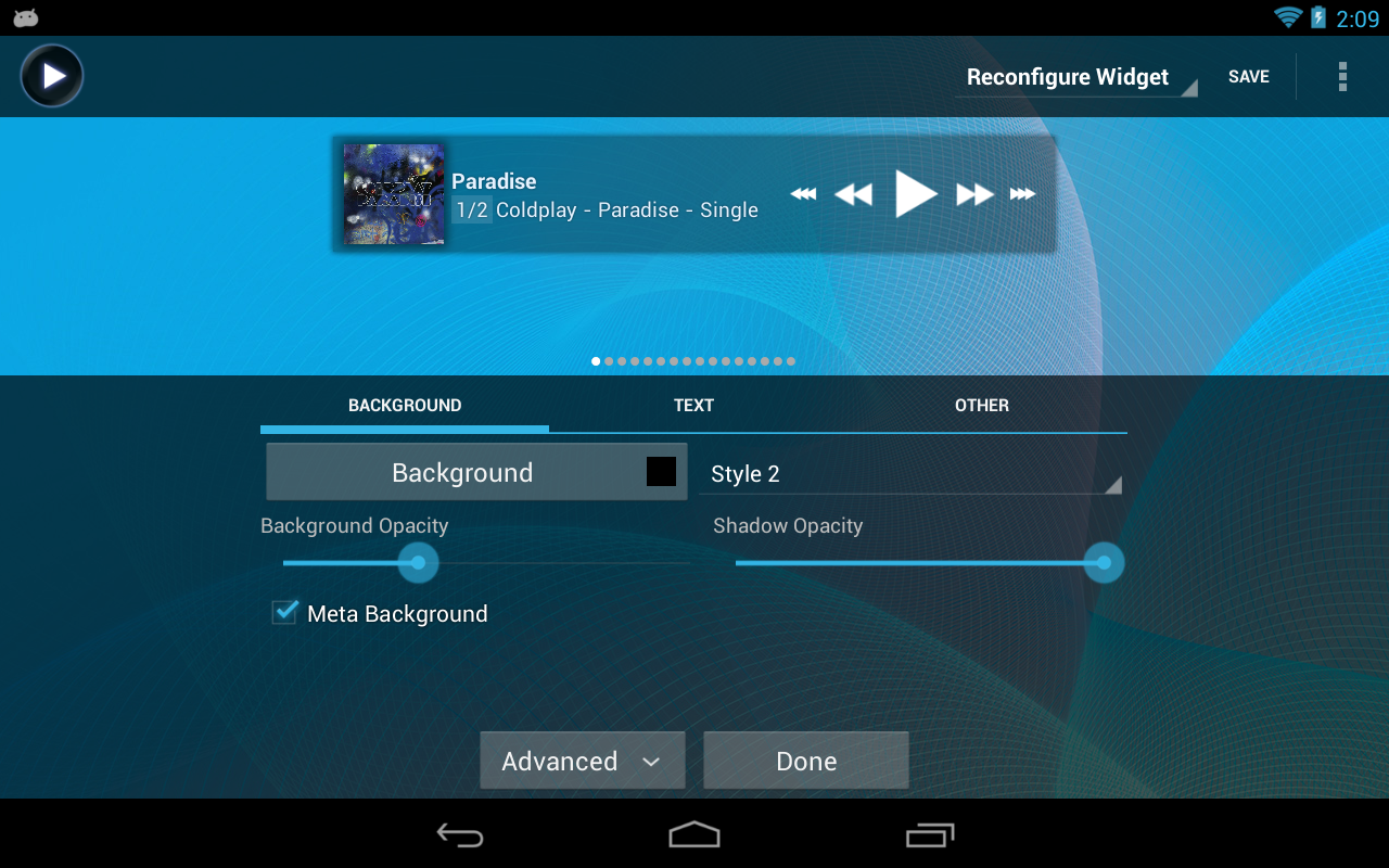 Poweramp Full Version Unlocker 2-build-26 Screen 9
