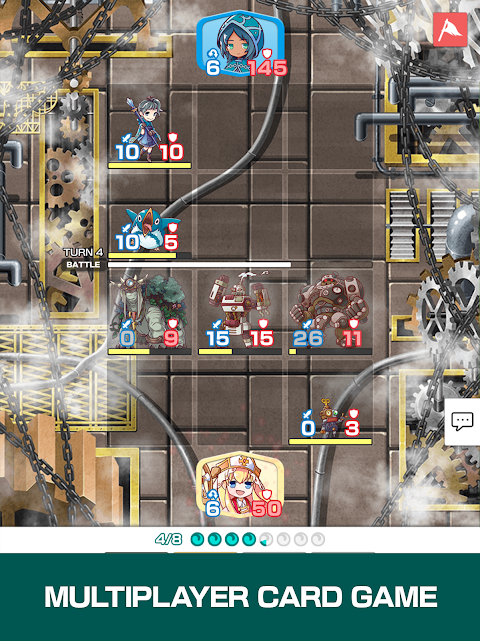 Skyscraper -Realtime Card Game 1.2.0 Screen 9