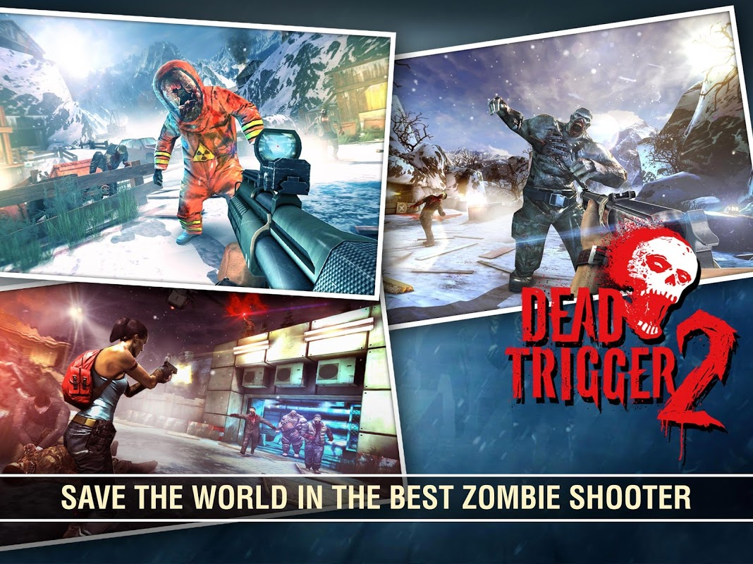 Dead Trigger 2: First Person Zombie Shooter Game 1.5.3 Screen 15