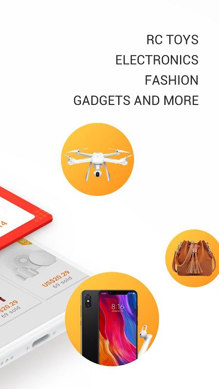 Banggood - Easy Online Shopping 6.12.1 Screen 3