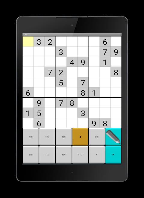 Sudoku 1.8.0 Screen 5
