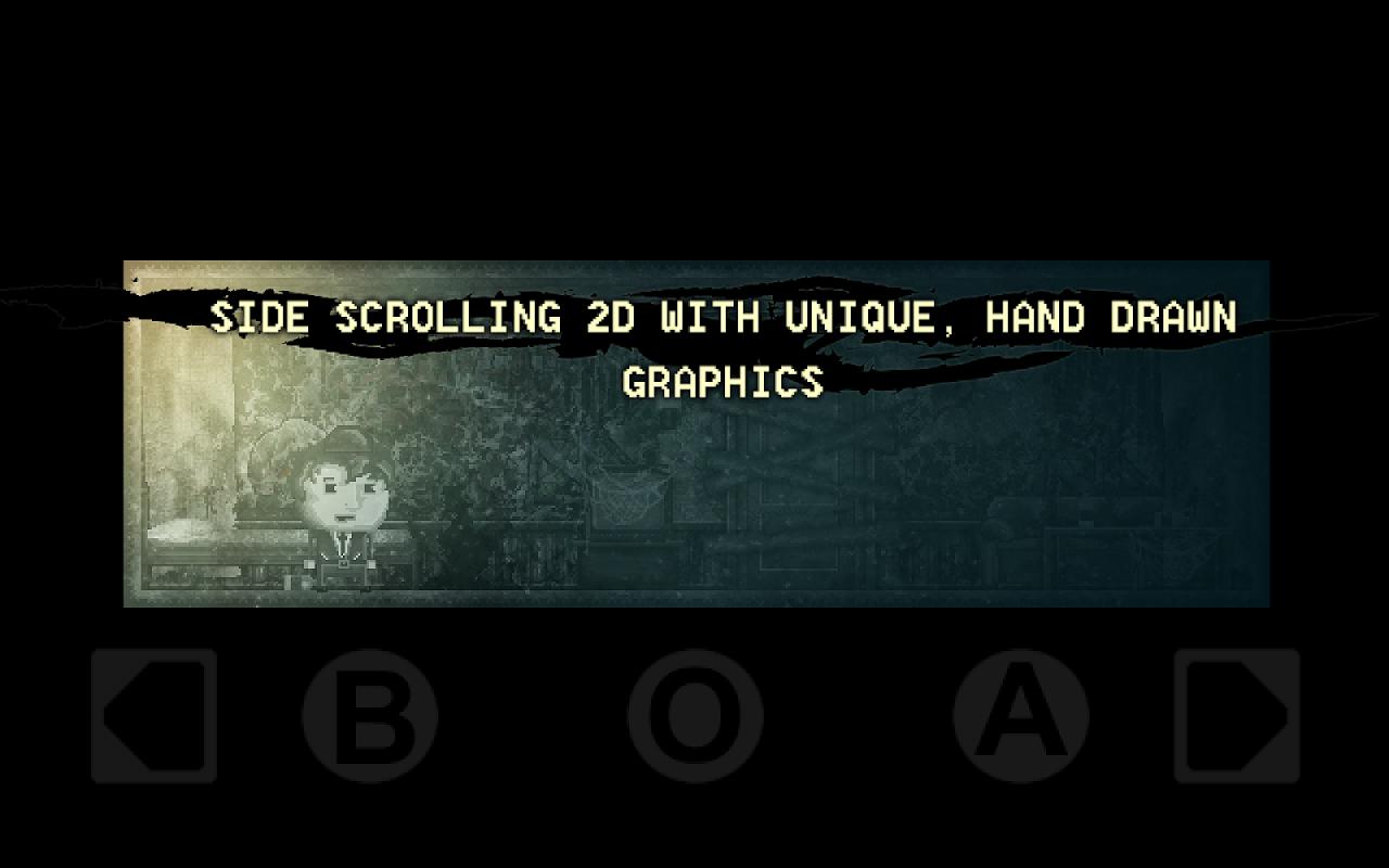 DISTRAINT: Pocket Pixel Horror 2.1 Screen 5