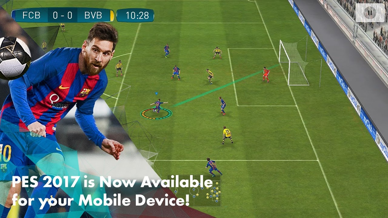 PES2017 -PRO EVOLUTION SOCCER 1.0.1 Screen 7
