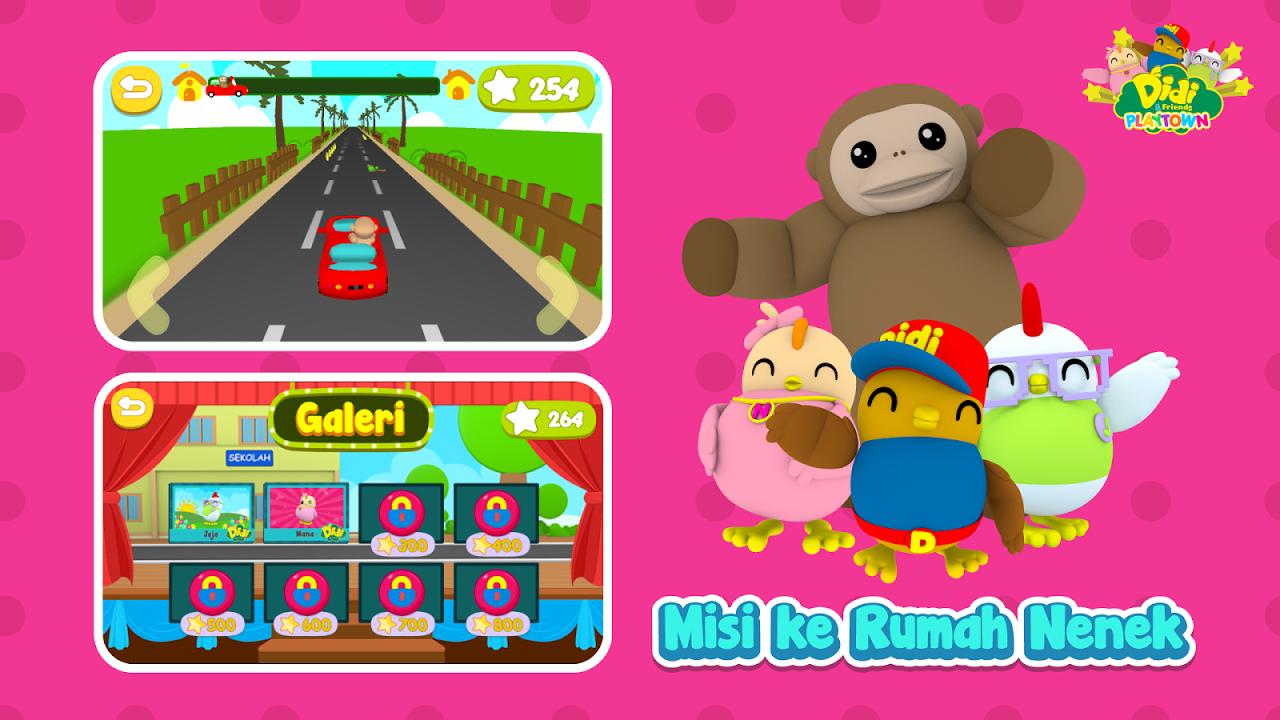 Didi & Friends Playtown 1.0.5 Screen 1