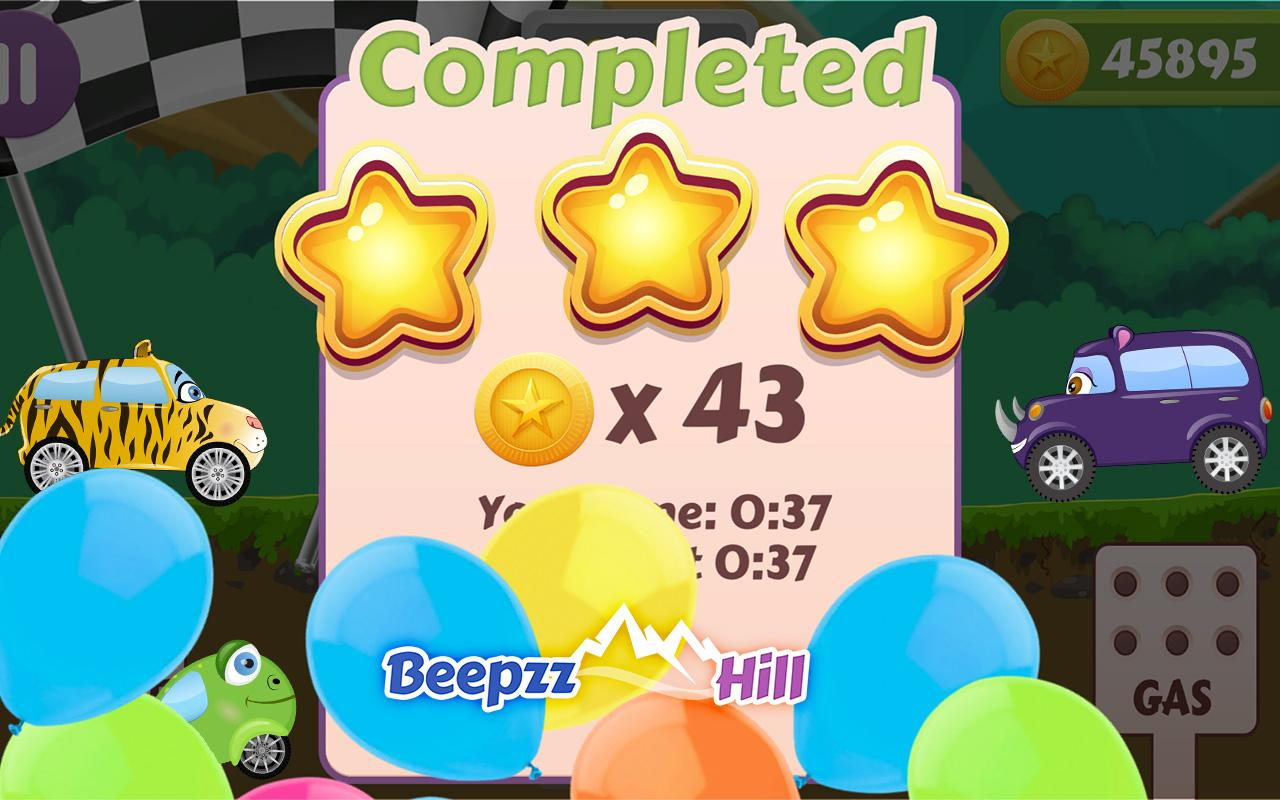 Beepzz Hill - racing game for kids 1.0.5 Screen 7