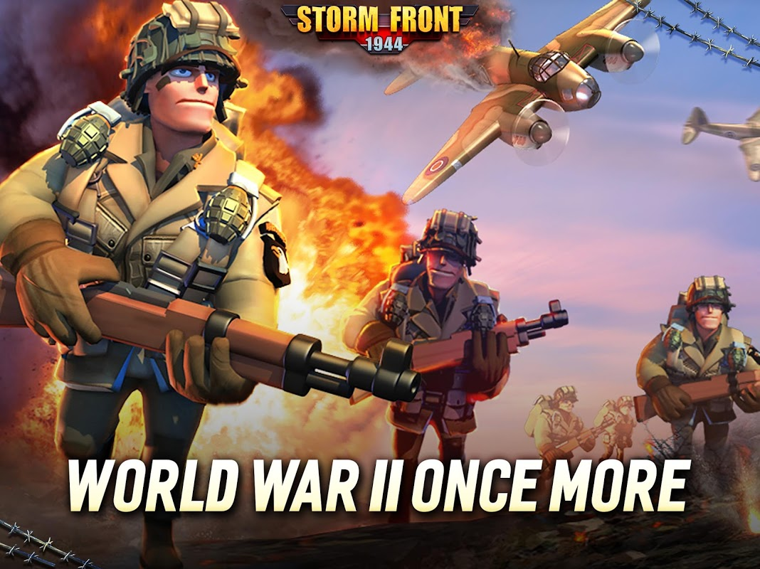 Android StormFront 1944 Screen 4