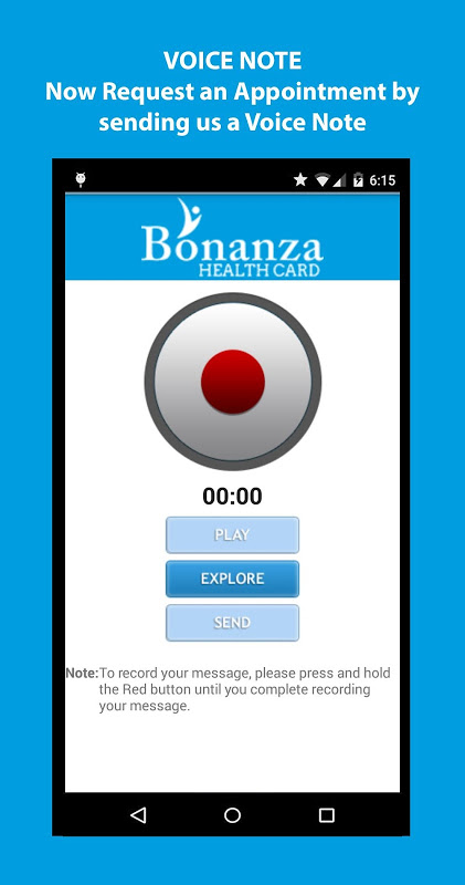 Android Bonanza Health Screen 6