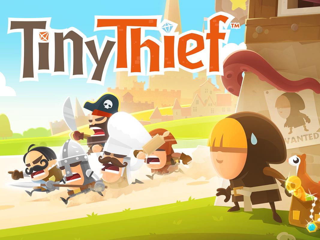 Android Tiny Thief Screen 5