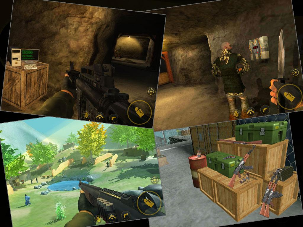Android Yalghaar: Action FPS Shooting Game Screen 11