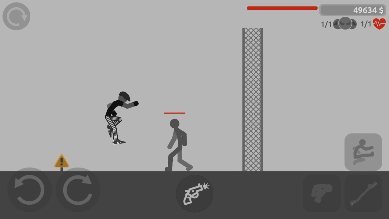 Stickman Backflip Killer 4 0.1 Screen 11