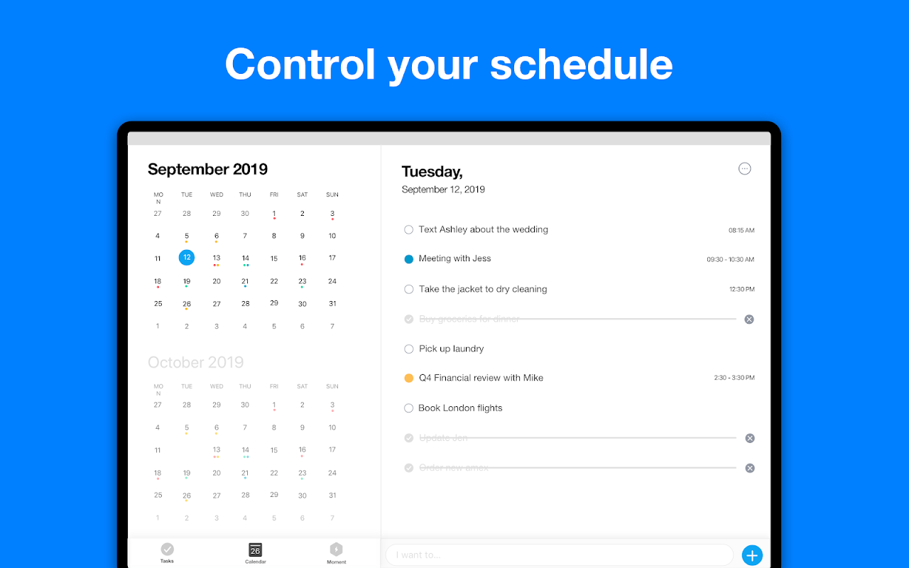 Any.do: To-do list, Calendar, Reminders & Tasks 4.12.0.5 Screen 11