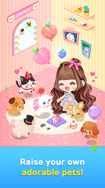 LINE PLAY - Our Avatar World 6.4.0.0 Screen 6