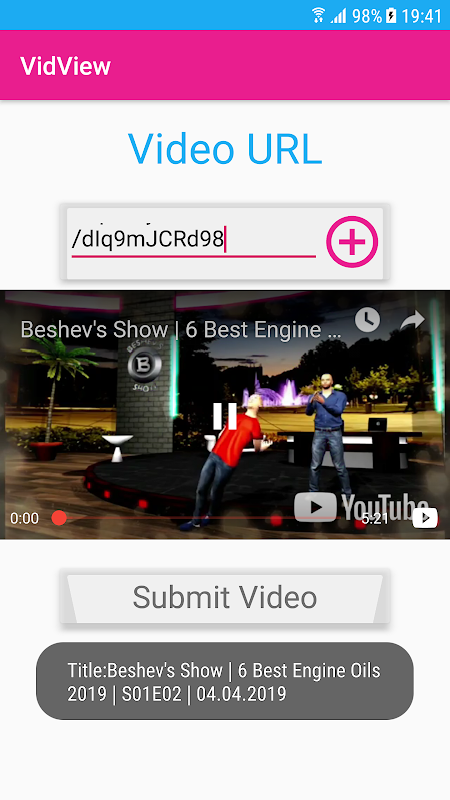 Android Promote and boost your new YouTube videos Screen 3