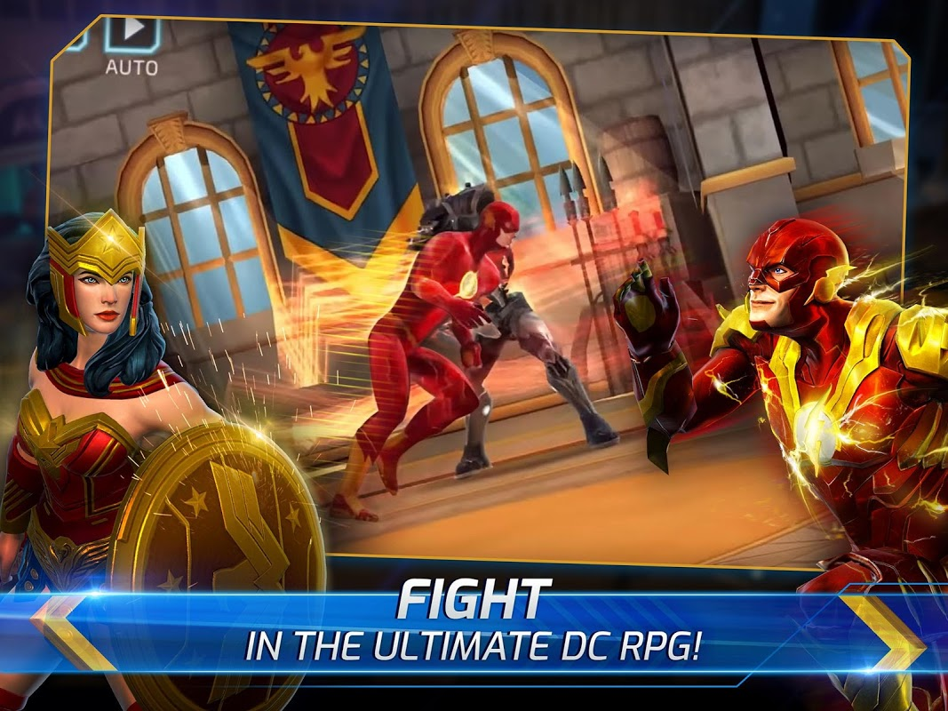 DC Legends: Battle for Justice 1.24.2 Screen 6