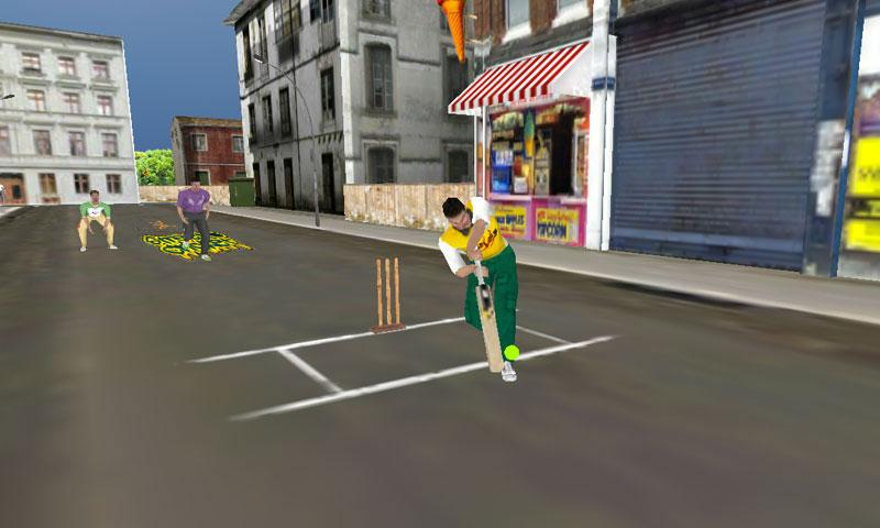 Street Cricket Pro 4.2 Screen 1