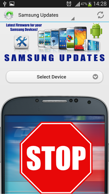 Samsung: Firmwares & Updates 1 3 5 APK Download by hanan