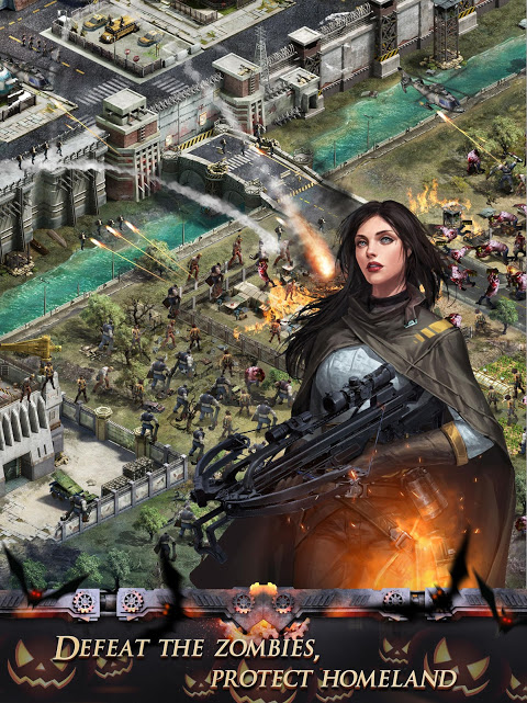 Android Last Empire - War Z: Strategy Screen 5